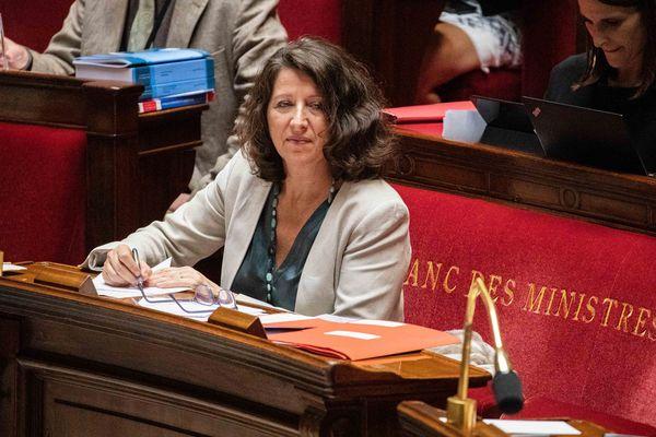 Agnès Buzyn, lors de l'examen du projet de loi bioéthique en première lecture, à l'Assemblée Nationale - Photo d'illustration
