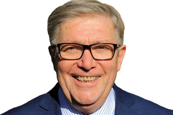 Didier Mouly, maire de Narbonne depuis 2014