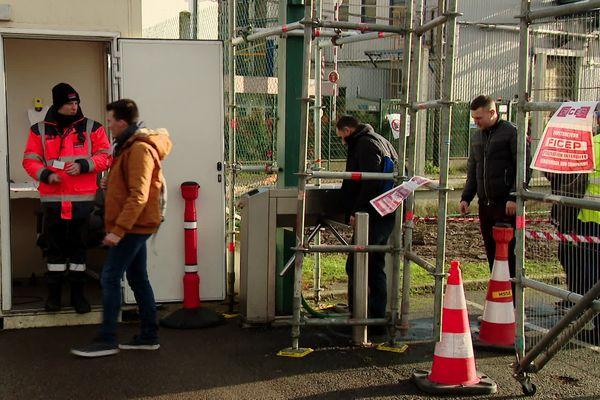 La réouverture du site Lubrizol concerne deux unités, les équipes concernées ont retrouvé leur poste à partir du samedi 14 décembre.