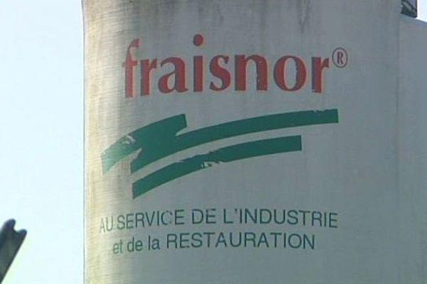 L'entreprise Fraisnor installée dans le Pas de Calais, à Feuchy.