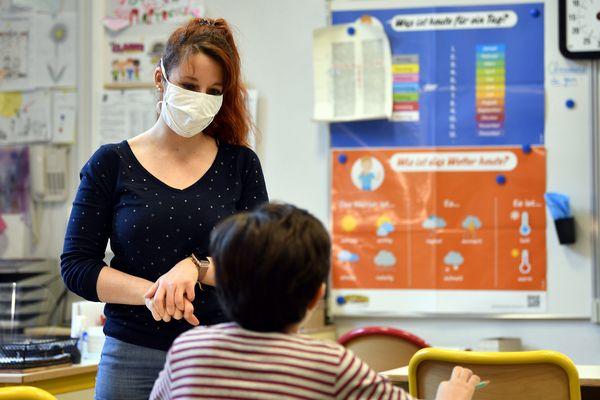 Tous les élèves doivent reprendre le chemin de l'école le 22 juin avec un nouveau protocole sanitaire.
