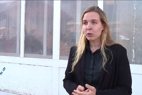 Julie Rivière nouvelle directrice de la Maison des Compagnons du Devoir d'Albi en septembre 2019.