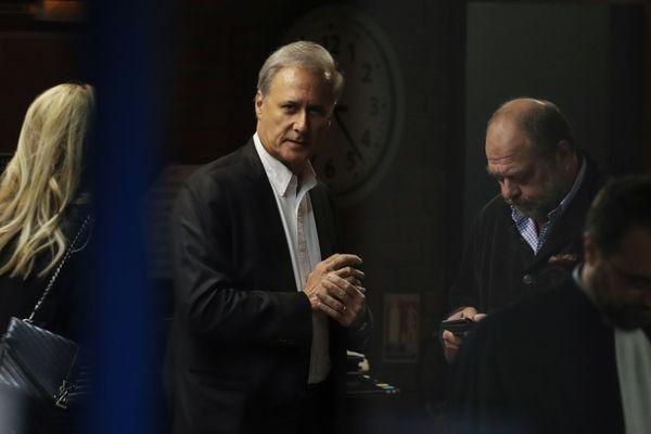 L'ex-secrétaire d'État Georges Tron est jugé pour viols.