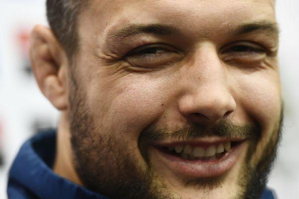 Damien Chouly revient à Perpignan après sept saisons à Clermont