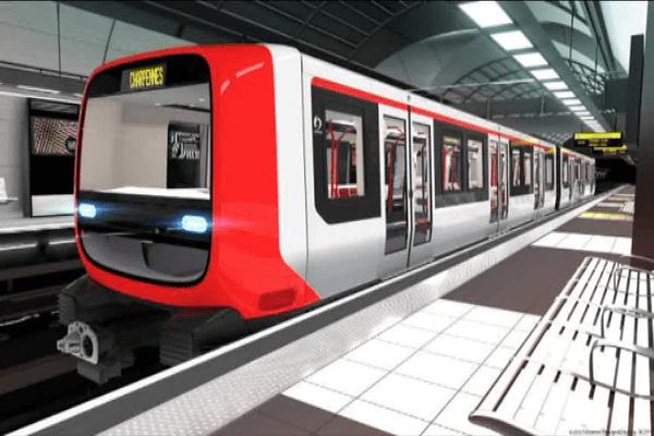 La nouvelle ligne de Metro B est développée par Alstom