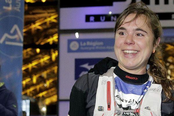 Juliette Benedicto à Lyon, le 3 décembre 2016