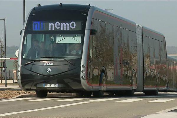 Quatre nouvelles lignes traverseront Amiens à partir du 11 mai 2019.