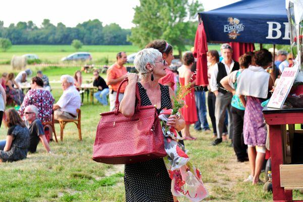 Martine Thouet avait créé le festival Lénine en l'île à Chalonne-sur-Loire