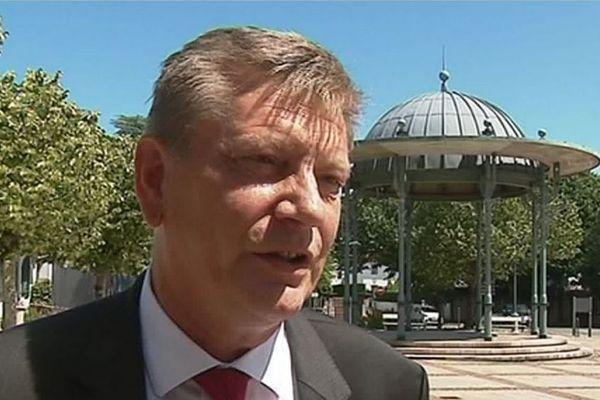 Le préfet des Pyrénées-Atlantiques, Eric Spitz