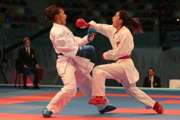 Anne-Laure Florentin et Lucie Ignace sacrées aux Championnats d'Europe