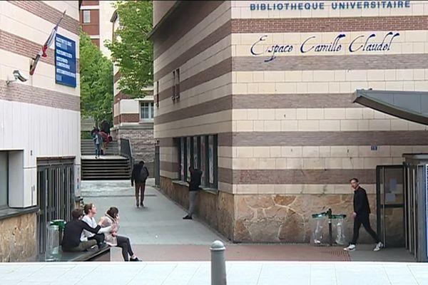 Faculté de droit de l'UPJV d'Amiens