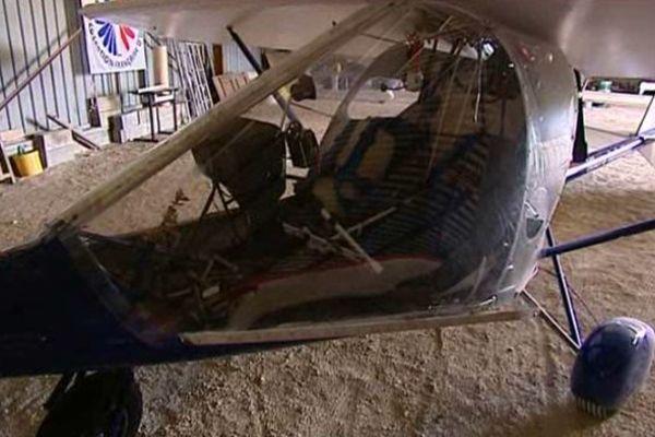 C'est sur un ULM de ce modèle que les deux pilotes charentais ont trouvé la mort.