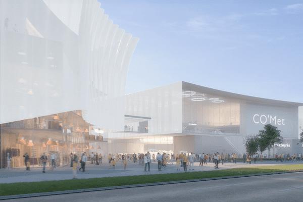Le futur multiplexe de l'agglomération d'Orléans devrait entre 2020 et 2021.