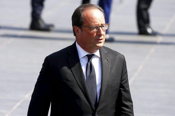 François Hollande présent aujourd'hui à Angoulême pour le premier jour du FFA.
