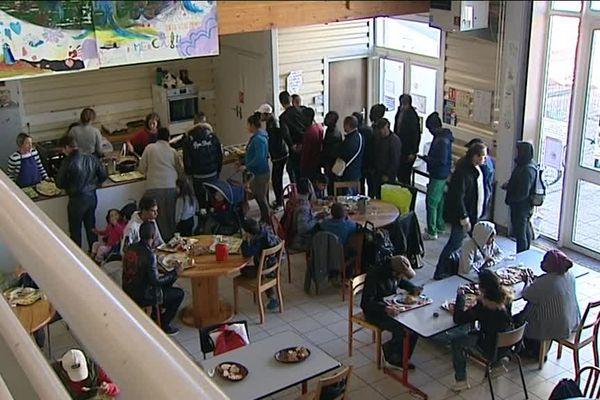 L'accueil de jour doit servir 160 repas.