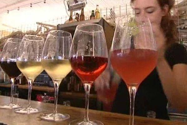 Le vin parfumé, un énorme succès commercial dans le sud, depuis trois ans