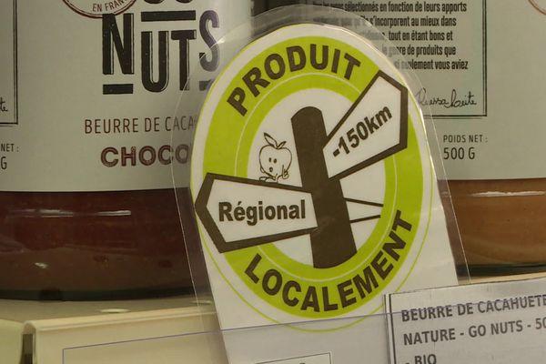 Les produits sont issus de producteurs situés au maximum à 150 km de Lyon