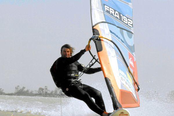 Antoine Albeau est le sportif français le plus titré