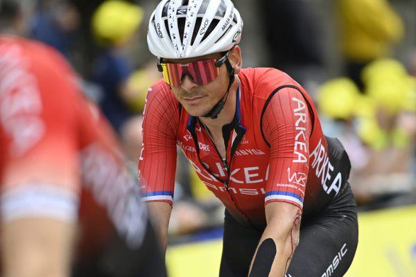Warren Barguil abandonne avant la 14è étape