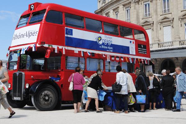 Bus de l'Europe