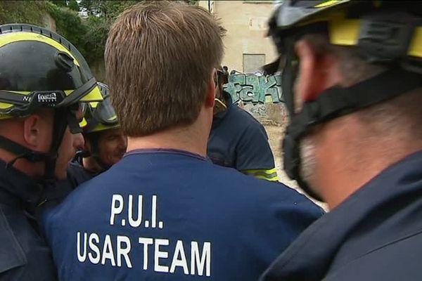 L'ONG Pompiers d'Urgence Internationale intervient partout dans le monde