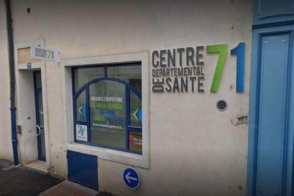 À Chalon-sur-Saône, le centre de santé départemental a été inauguré le 30 mars 2018.