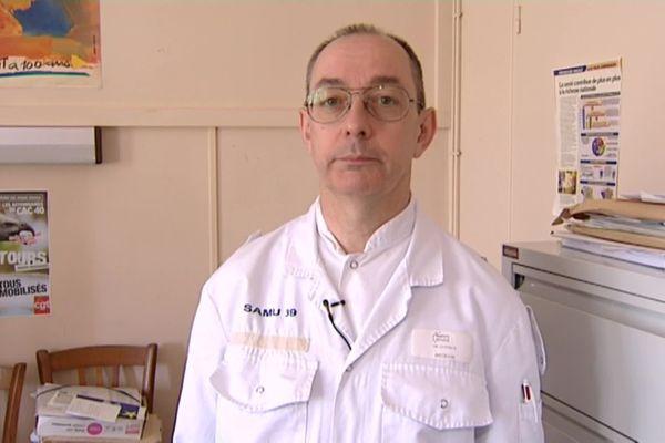 Eric Loupiac, médecin urgentiste dans le Jura est décédé le 23 avril à Marseille après avoir été infecté par le coronavirus covid-19.