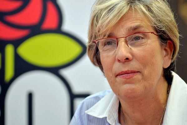 La socialiste Marie-Noëlle Lienemann.