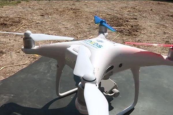 Enedis utilise des drones pour surveiller le réseau électrique