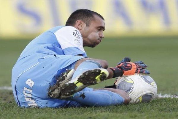 Nice (Alpes-Maritimes) - Montpellier s'en tire 2 à 2 face à l'OGC - 1er septembre 2013.