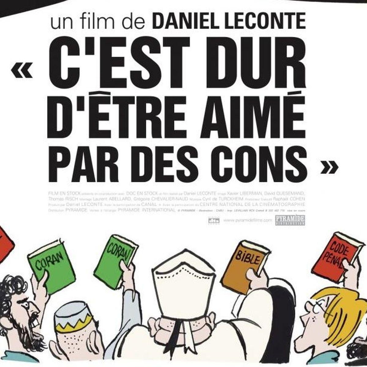 """Dur d'être aimé par des cons"""" remis à l'affiche à Lyon, Aubenas et  Fernay-Voltaire"""