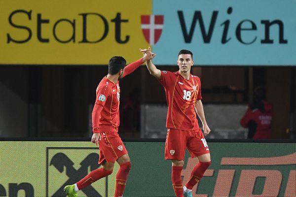 Vlatko Stojanovski compte une sélection avec la Macédoine