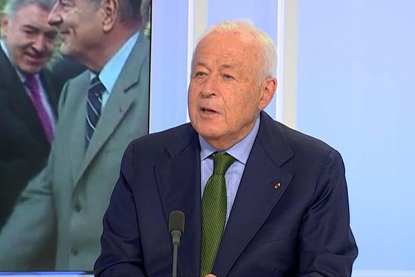 Alain Mérieux, Président de la Fondation Mérieux et amis proche de Jacques Chirac
