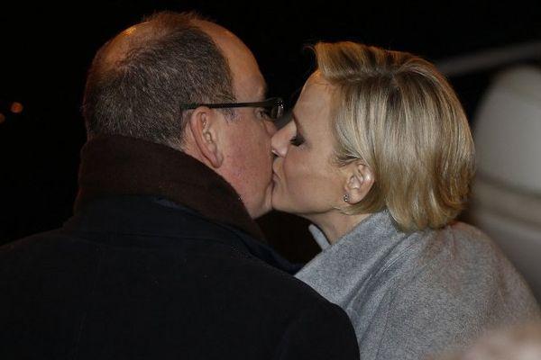 C'était la première sortie officielle du couple en cette nouvelle année.