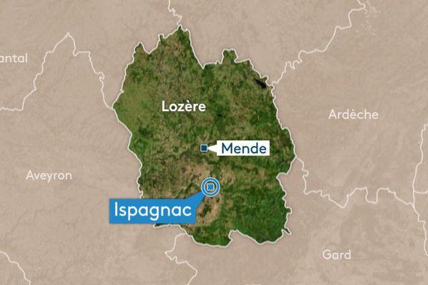 Ispagnac (Lozère)