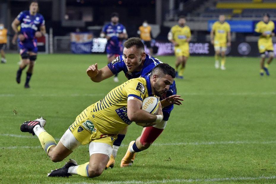 VIDEO. ASM Clermont Auvergne-Stade Français Paris : tous les essais du match de Top 14