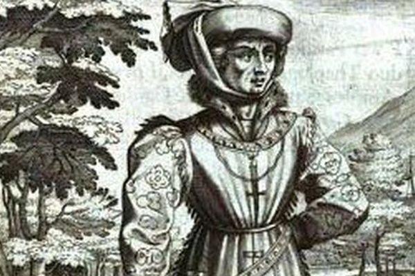 Antoine de Bourgogne, duc de Brabant, est arrivé à Azincourt en plein milieu de la bataille.