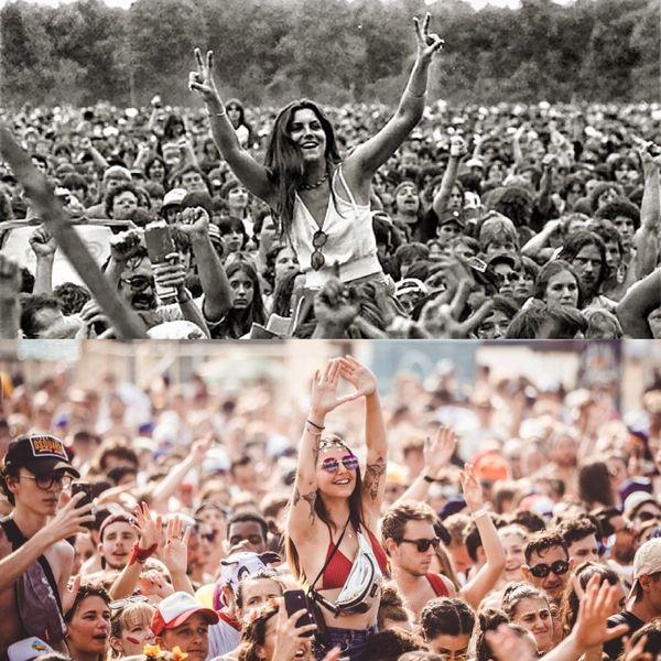 Liberté et utopie seront les maîtres-mots de l'édition 2021 du Delta Festival qui aura pour thème Woodstock.