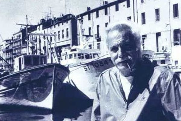 Georges Brassens à Sète