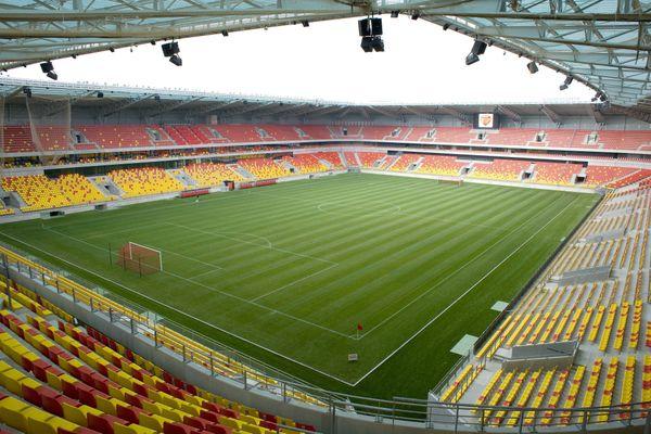 Le stade MMArena du Mans