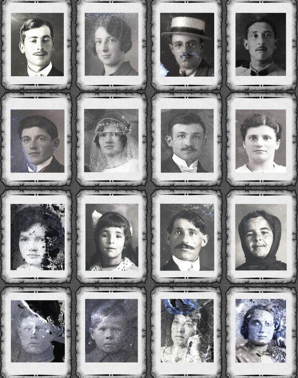 Connaissez-vous ces personnes ?