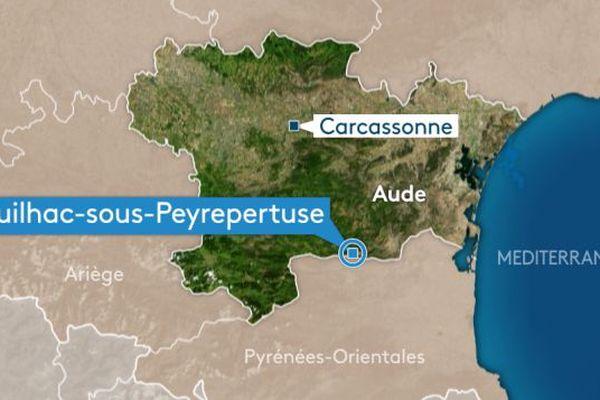 Duilhac-sous-Peyrepertuse (Aude)