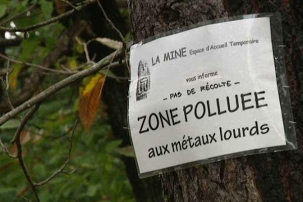 Les riverains de l'ancienne mine de Saint-Felix-de-Pallières (Gard) ont cessé de cultiver les sols pollués