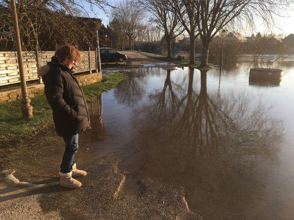 Les habitants de Warcq ont appris à composer avec le fleuve, la grande crue de 1995 reste toutefois encore dans les mémoires