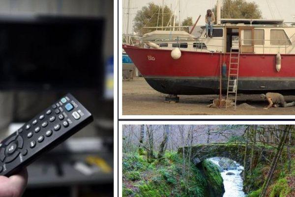 Replay des documentaires : Les oeuvres vives et La rivière de mes rêves