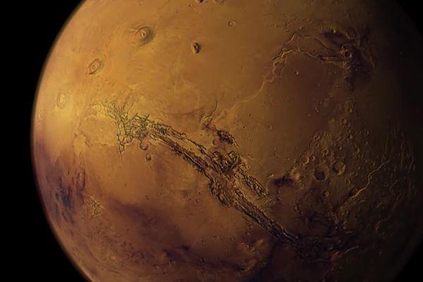 Certaines roches découvertes sur la planète Mars présentent de fortes similitudes géologiques avec celles se trouvant sur Terre et notamment en Dordogne