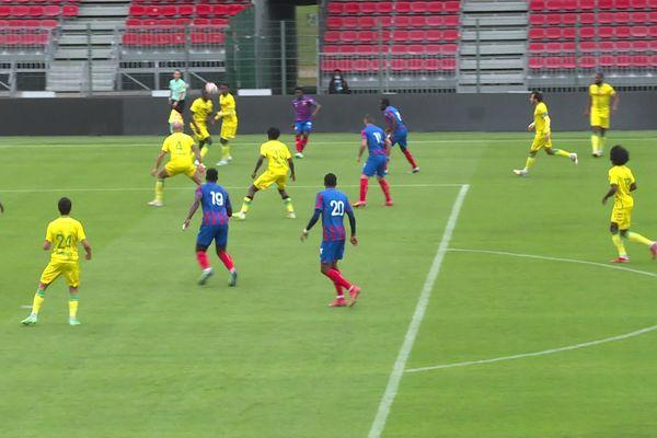Le Stade Malherbe de Caen s'est imposé ce samedi à Orléans face au FC Nantes