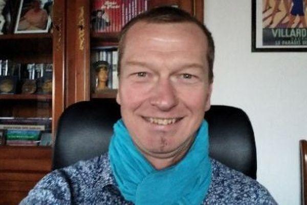 Ludovic Chorgnon continue à diriger son entreprise de coaching et de communication en télétravail.