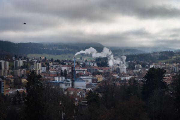 La Chaux-de-Fonds (Jura Suisse)