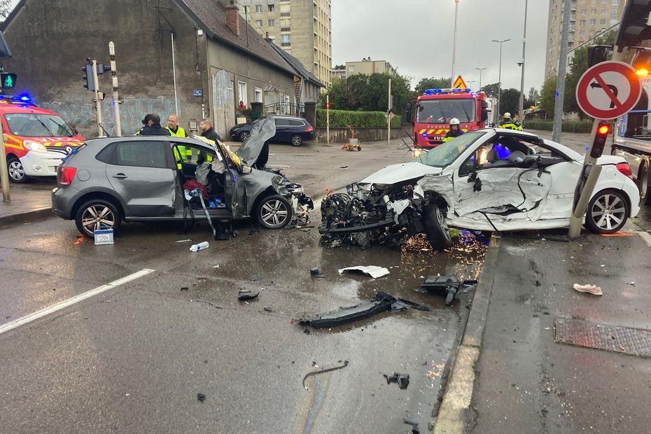 Accident mortel Boulevard Léon Blum à Besançon : le conducteur en prison
